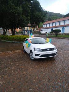 Prefeitura Municipal de Senhora do Porto adquire novos veículos para a Secretaria de Assistência e Desenvolvimento Social.