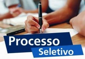 EDITAL DO PROCESSO SELETIVO 03/2021