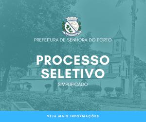Resultado Final – Processo Seletivo Simplificado 05/2021